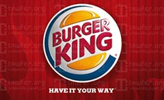 برجر كنج - Burger King