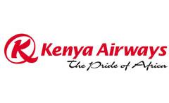 خطوط طيران الكينية